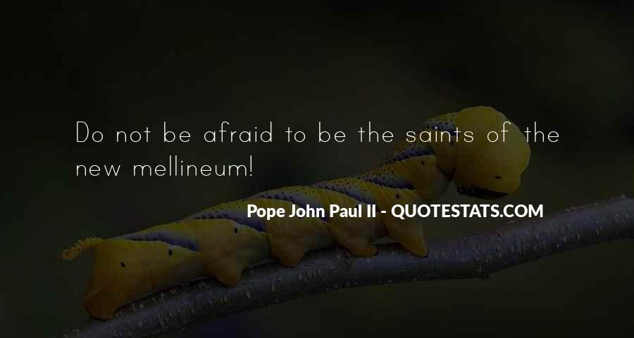 New Pope's Quotes #861018
