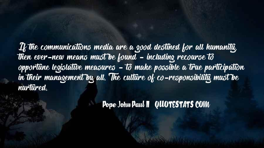 New Pope's Quotes #868894