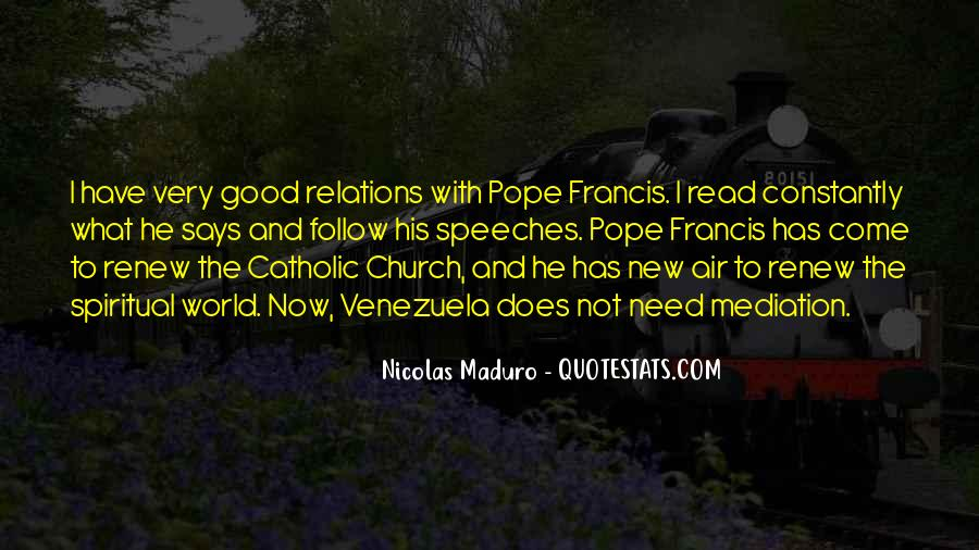 New Pope's Quotes #923969