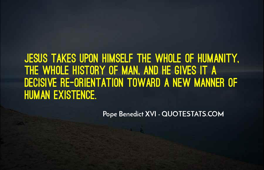 New Pope's Quotes #950121