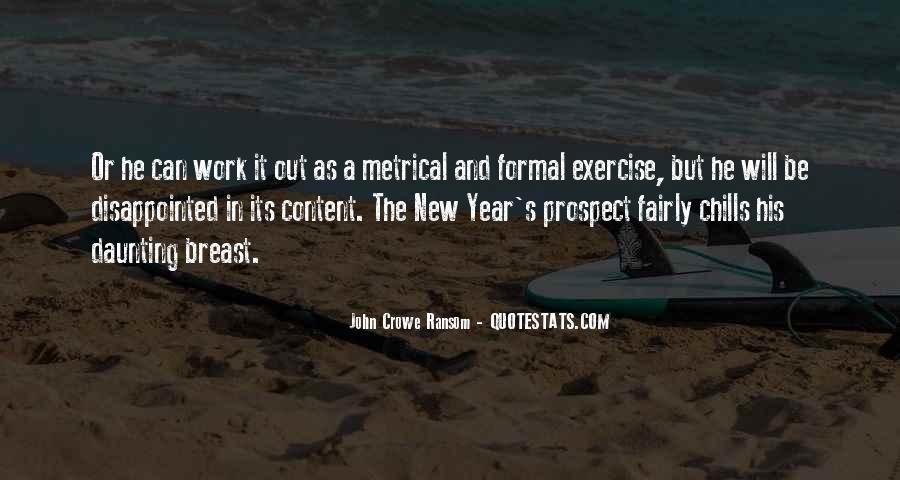 New Prospect Quotes #354882