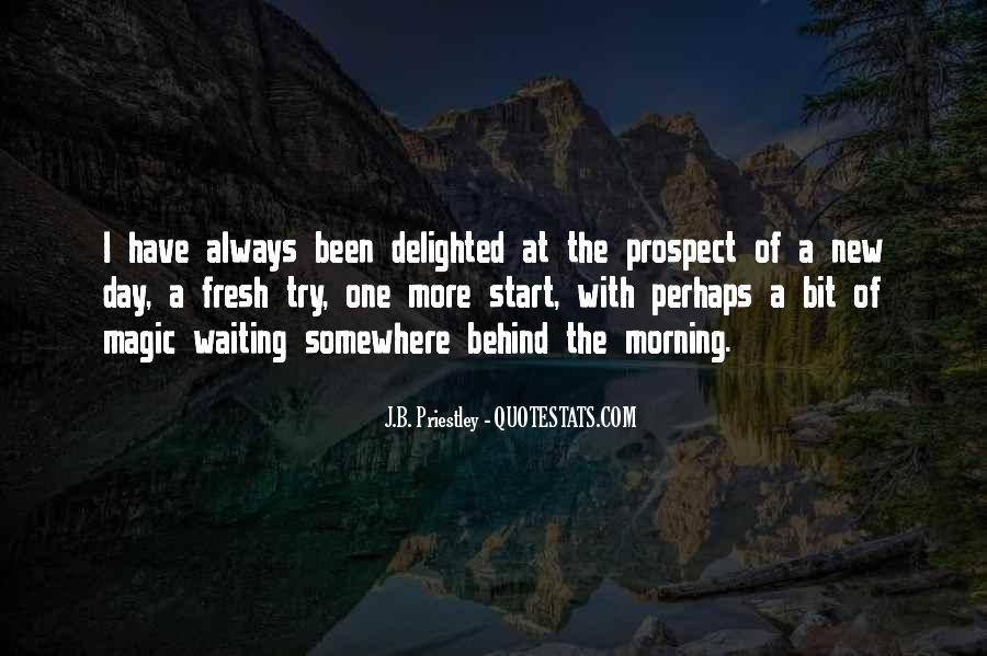 New Prospect Quotes #927160