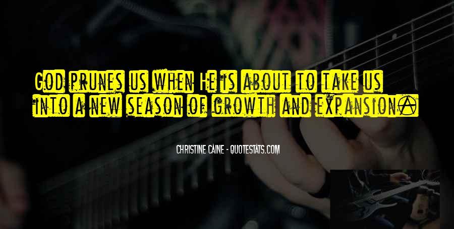 New Seasons Quotes #1254777