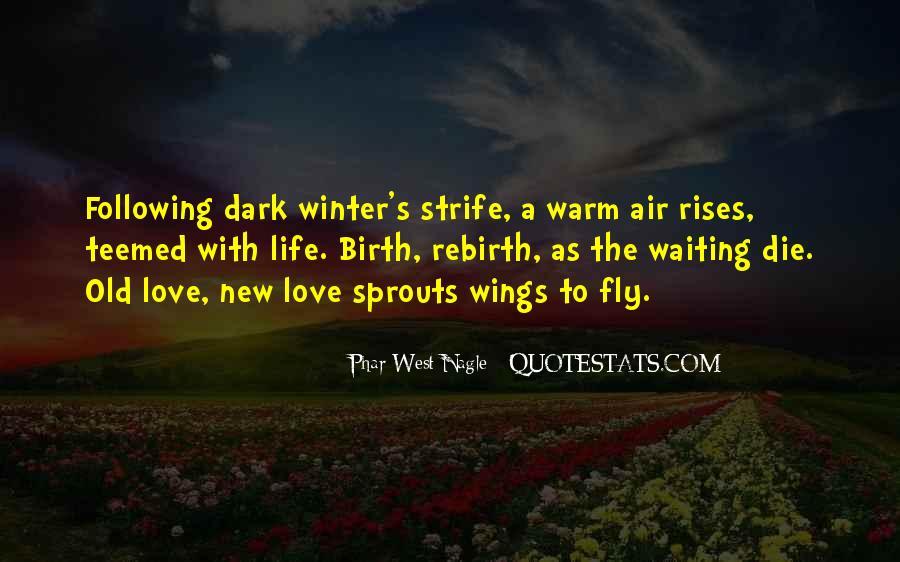 New Seasons Quotes #13733