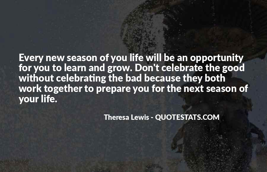New Seasons Quotes #296032