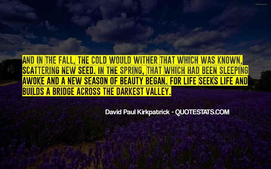 New Seasons Quotes #519385