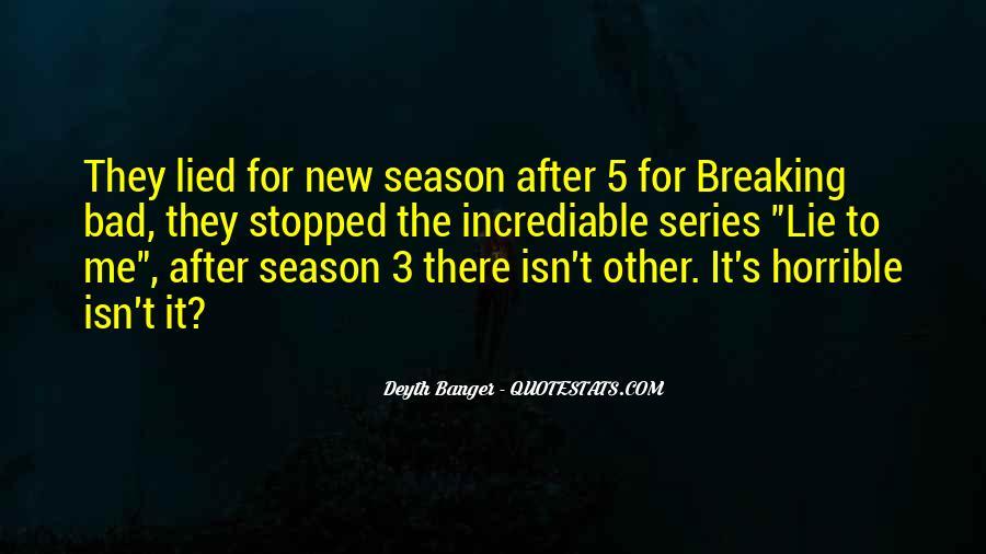 New Seasons Quotes #870767