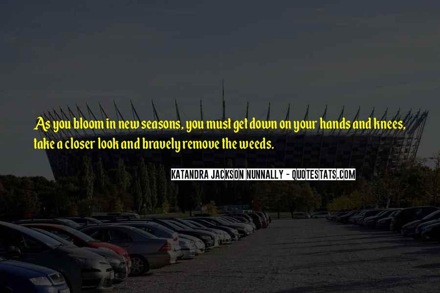 New Seasons Quotes #984091