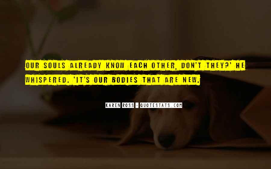 New Souls Quotes #1587986