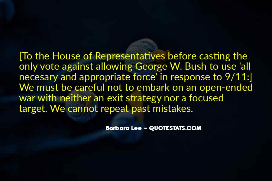 Quotes About Casting Your Vote #1442124