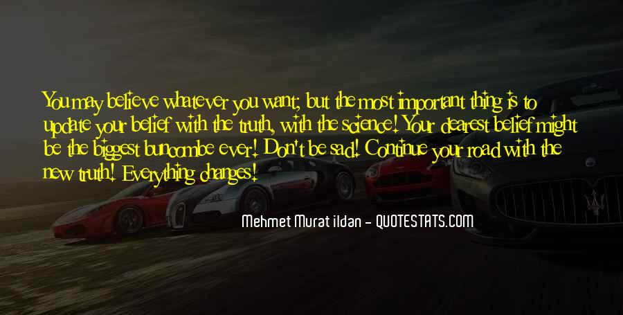 New Update Quotes #1710112