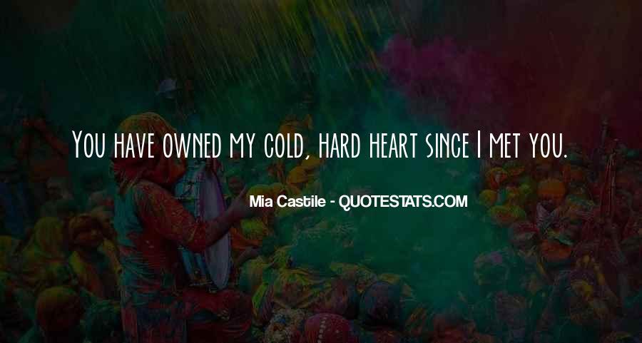 Quotes About Castile #1050648