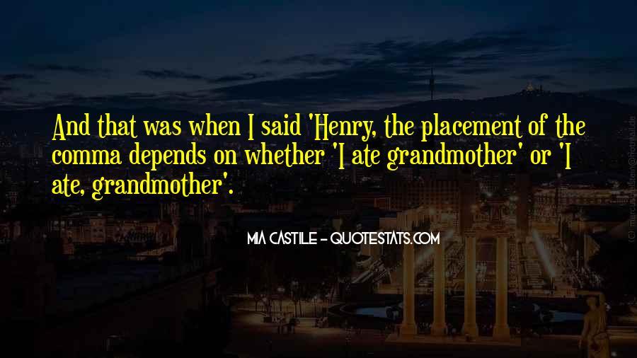 Quotes About Castile #1261023