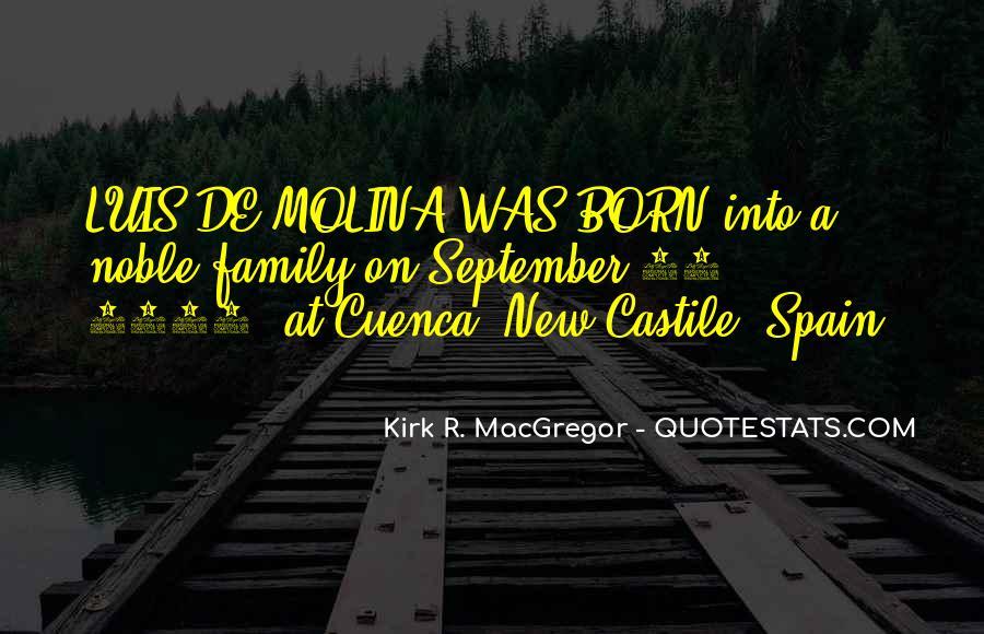Quotes About Castile #1717565