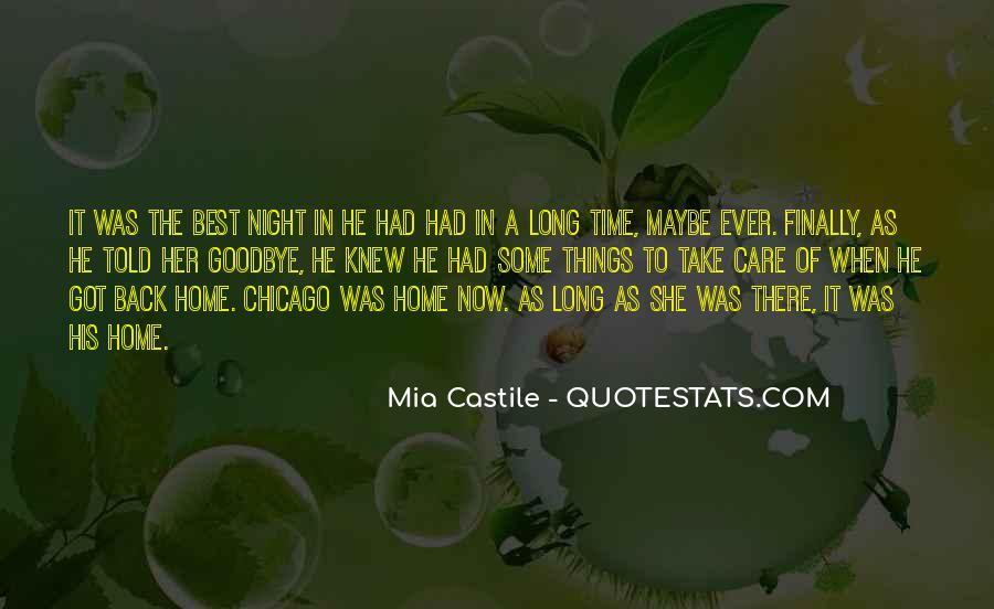 Quotes About Castile #1816647