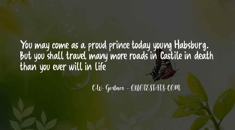 Quotes About Castile #226532