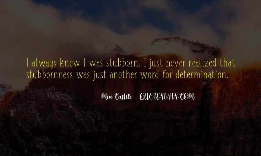 Quotes About Castile #745929