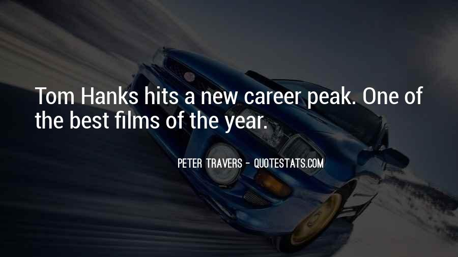 New Year Film Quotes #743284