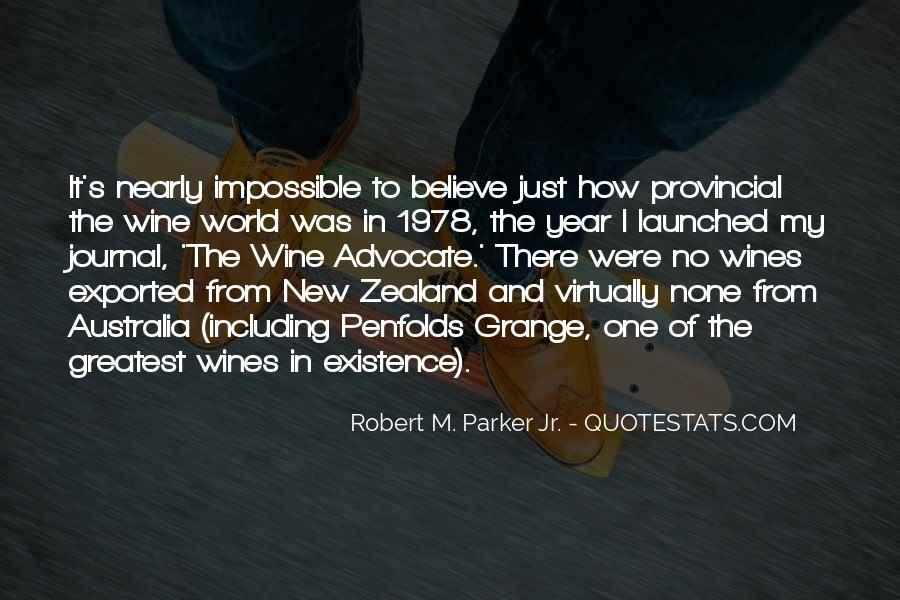New Zealand Wine Quotes #837876