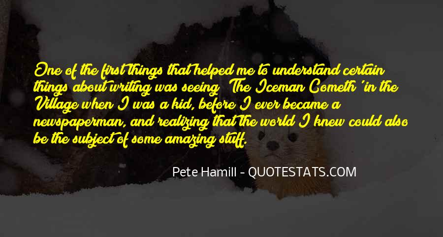 Newspaperman Quotes #1174603