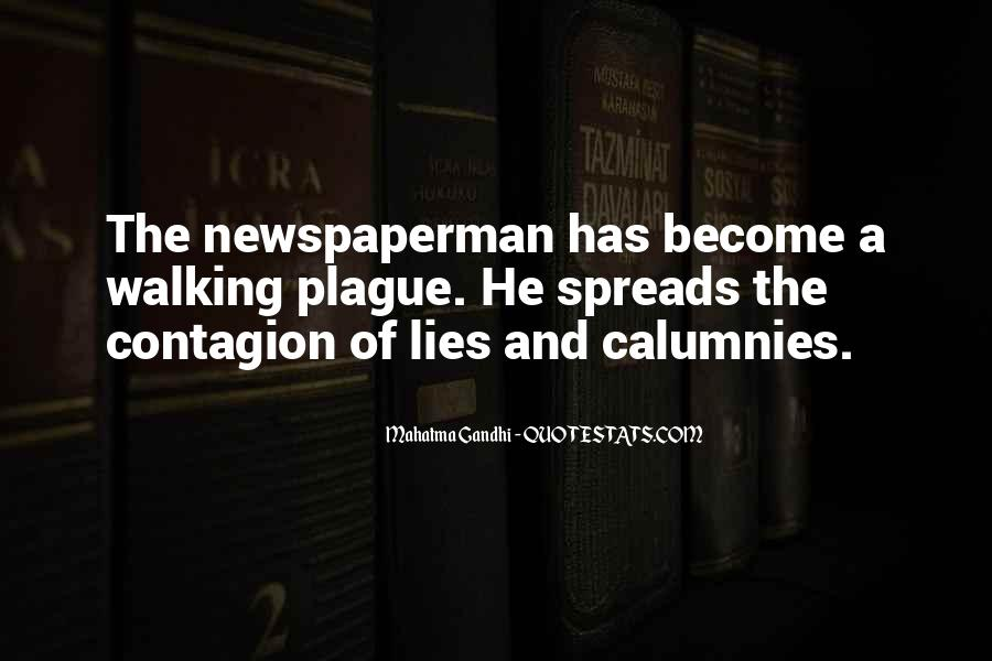 Newspaperman Quotes #8598