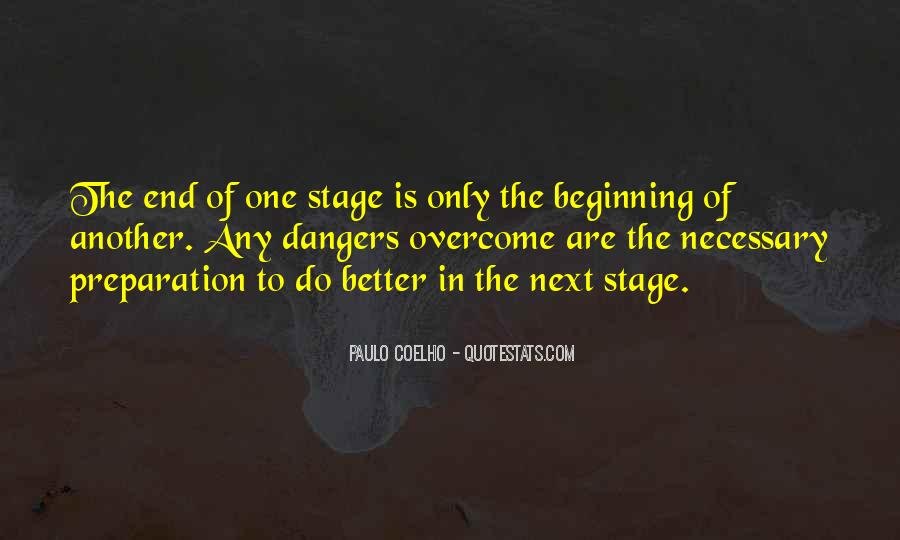 Next Stage Life Quotes #1602160