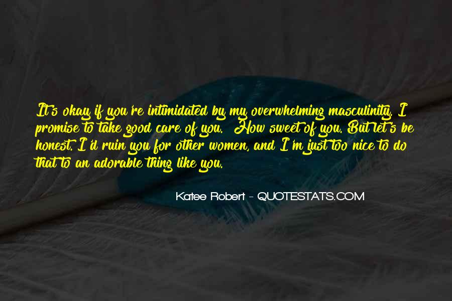 Nice N Sweet Quotes #114709