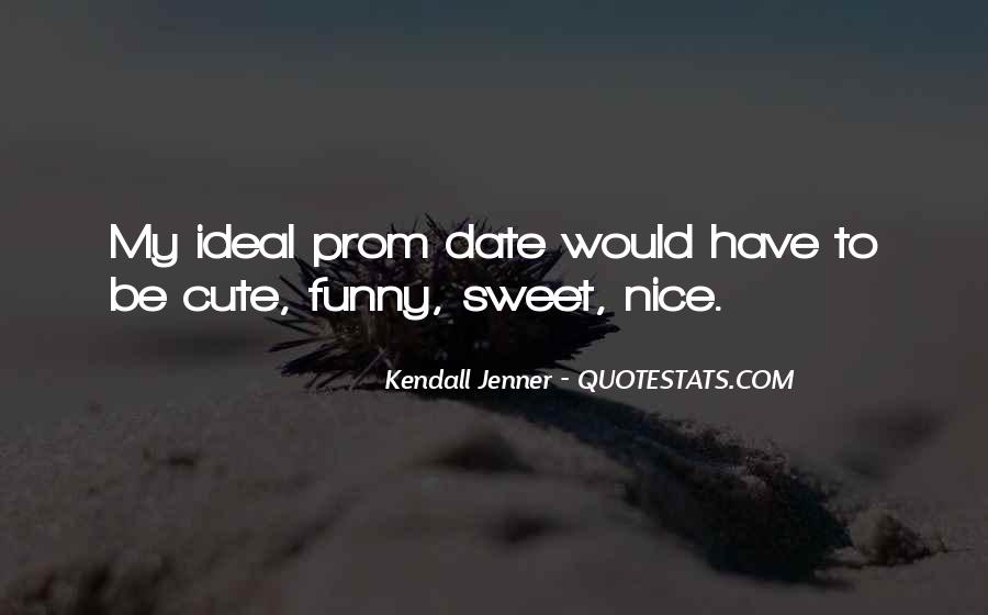 Nice N Sweet Quotes #131778