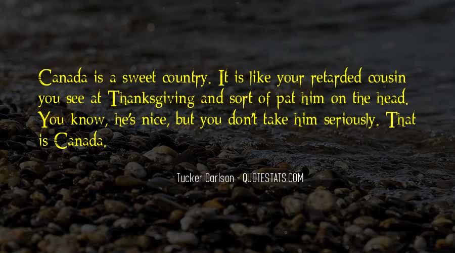 Nice N Sweet Quotes #163479