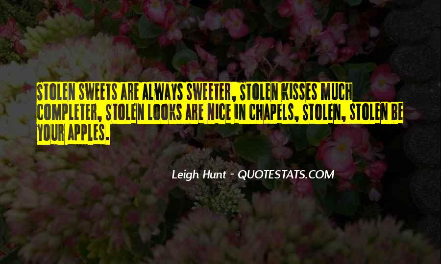 Nice N Sweet Quotes #276755