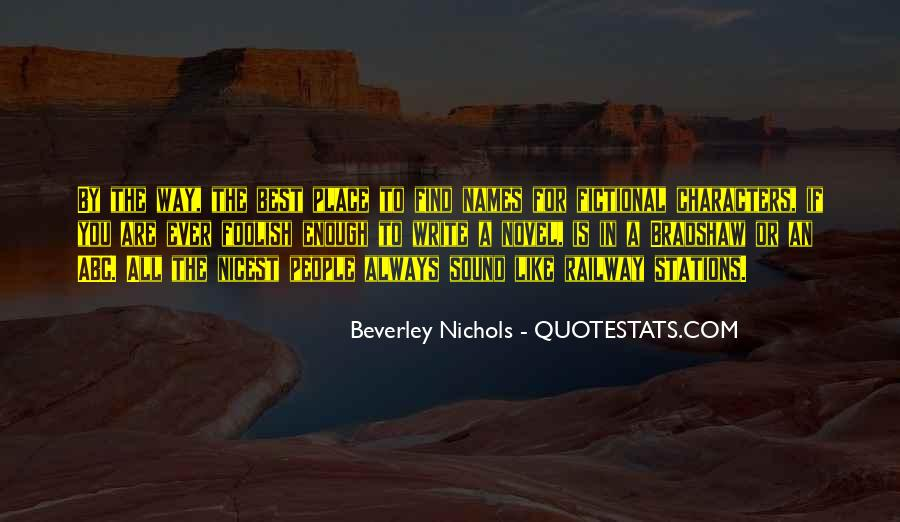 Nicest Quotes #257289
