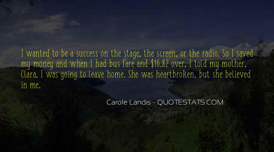 Quotes About Carole #199368