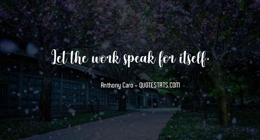Quotes About Caro #672784
