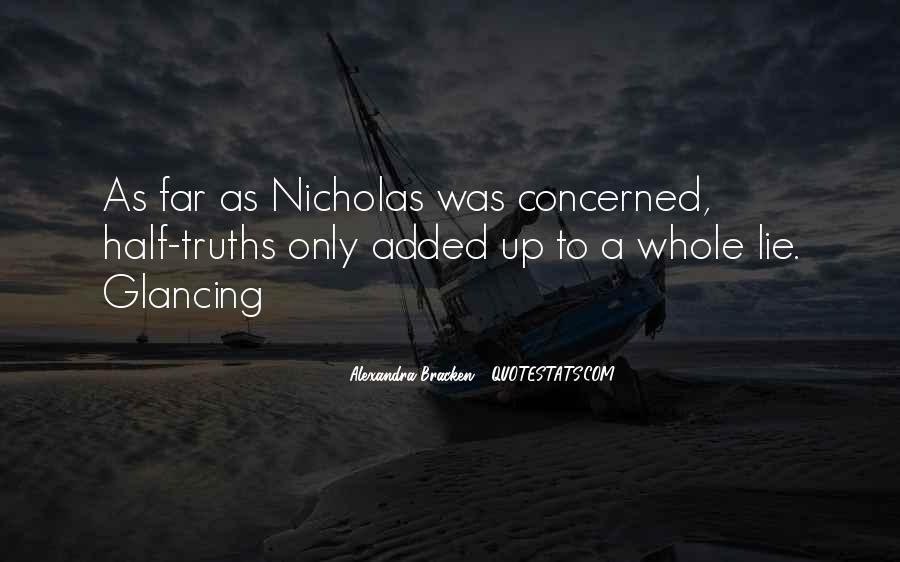 Nicholas And Alexandra Quotes #1616846