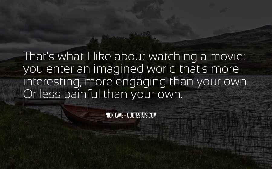 Nick Cave Movie Quotes #1750362