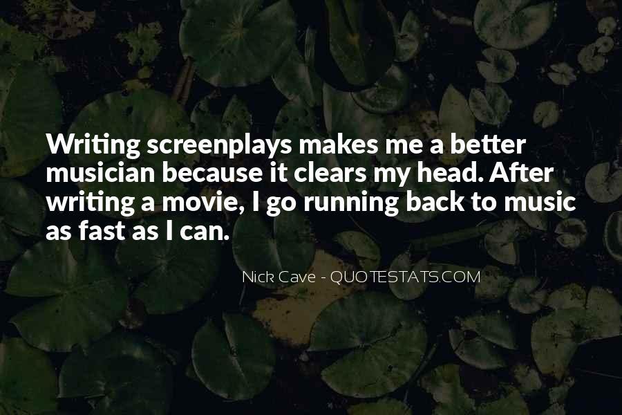 Nick Cave Movie Quotes #767868
