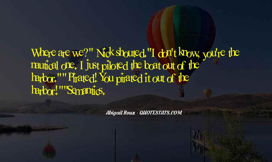 Nick O'malley Quotes #1065920