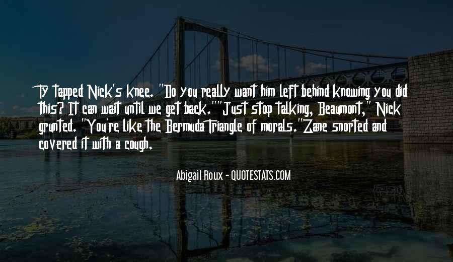 Nick O'malley Quotes #1628125