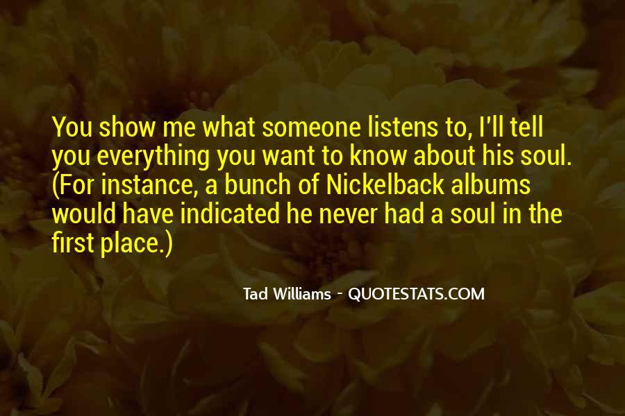 Nickelback Music Quotes #1000496