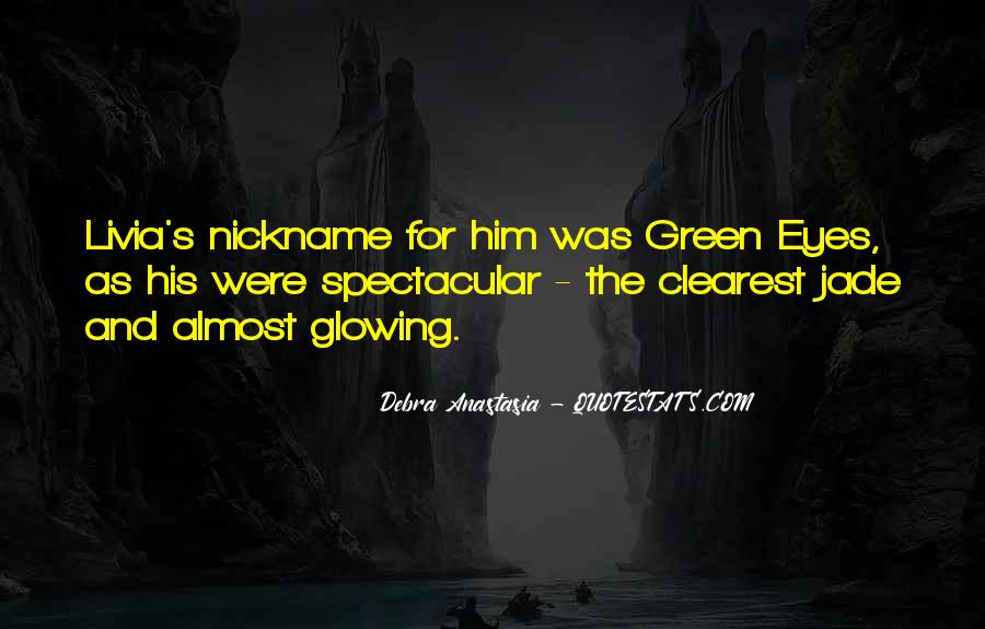 Nickname Quotes #593902
