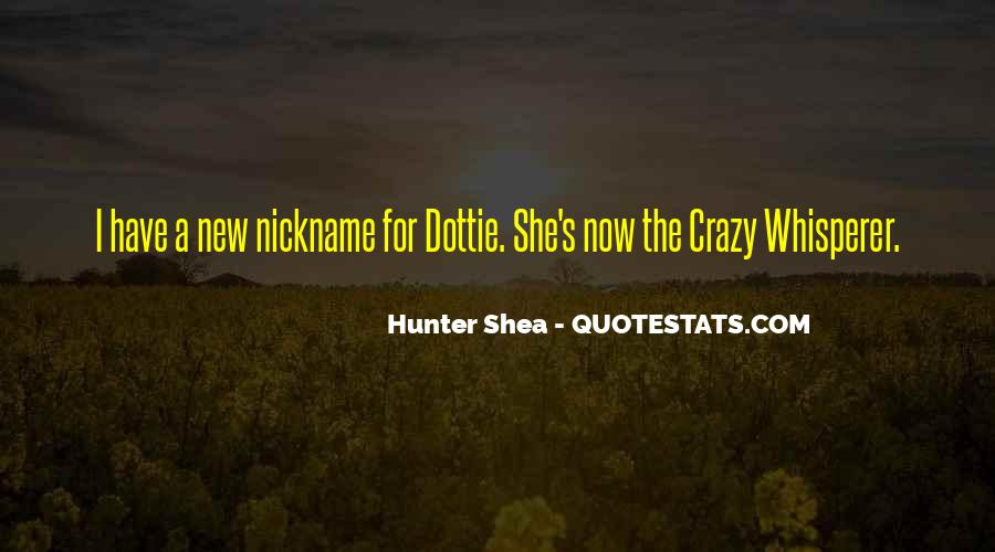 Nickname Quotes #747962