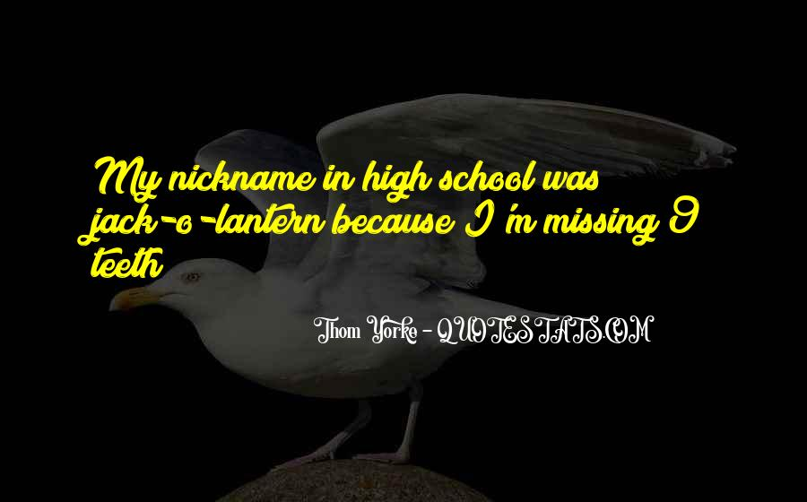 Nickname Quotes #808282