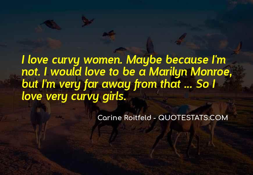Quotes About Carine #125475
