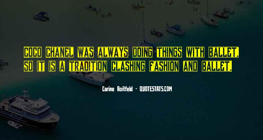 Quotes About Carine #19353