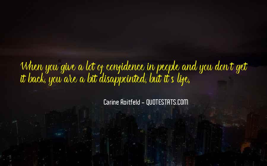 Quotes About Carine #218177