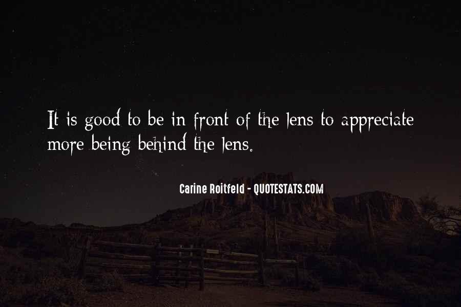 Quotes About Carine #219814