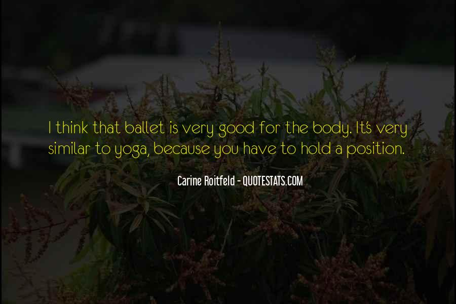 Quotes About Carine #286167