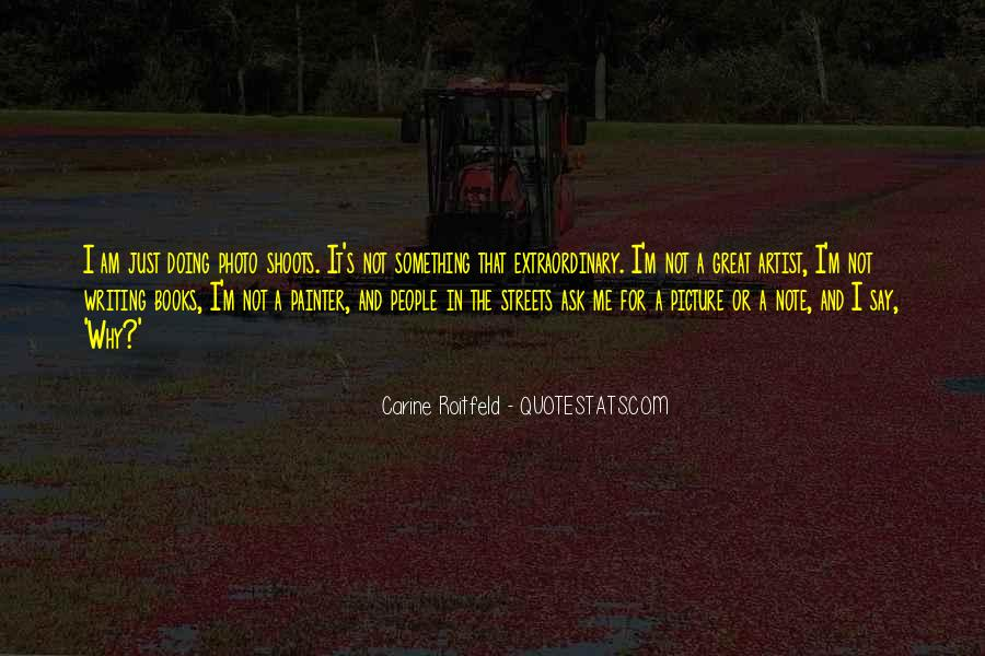 Quotes About Carine #357659