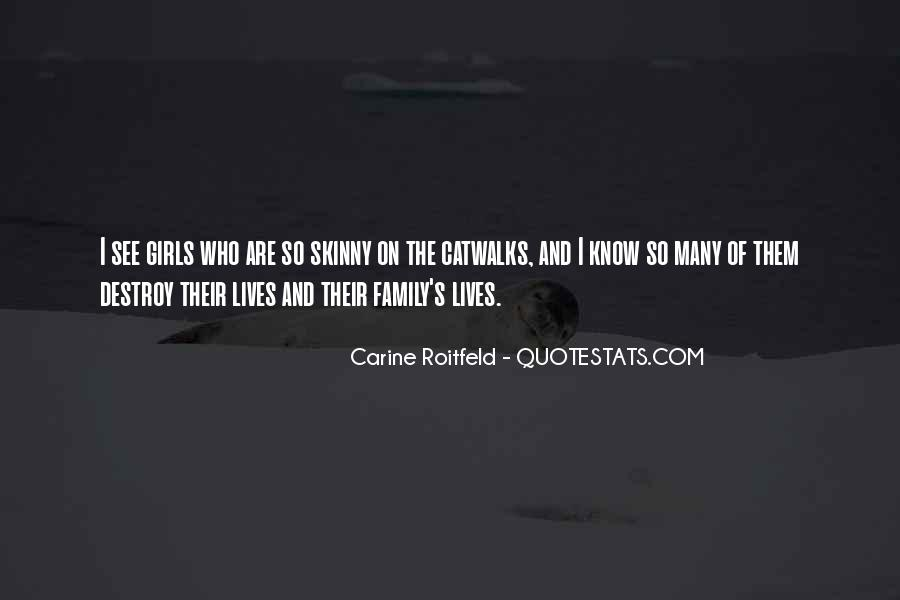 Quotes About Carine #363868