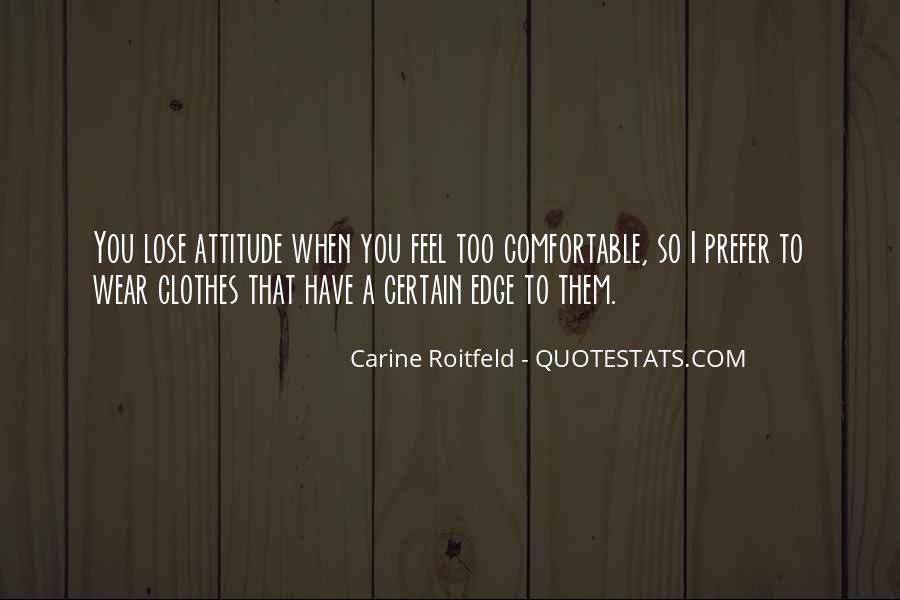 Quotes About Carine #449698